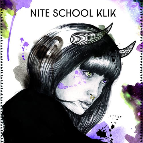 DJ Shadow & G Jones Are: NITE SCHOOL KLIK