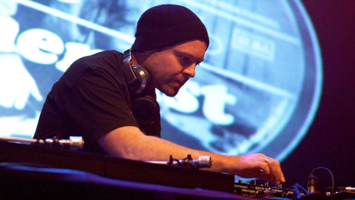 Rolling Stone Covers DJ Shadow's New Single 'Swerve'