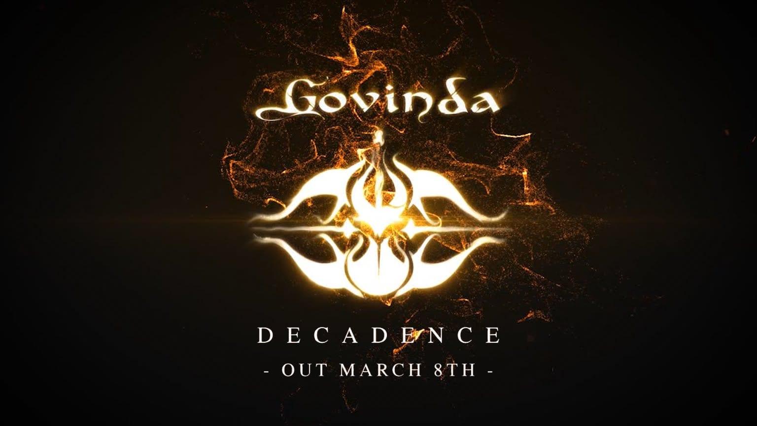 "Billboard Premieres ""Lasers"" off Forthcoming Govinda ""Decadence"" LP"